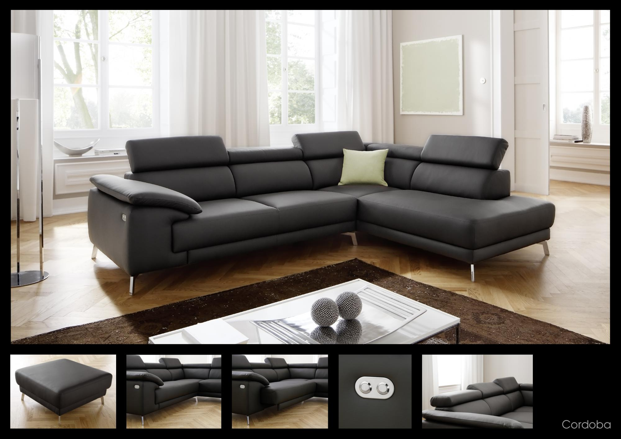 moderne sofas kieppe. Black Bedroom Furniture Sets. Home Design Ideas