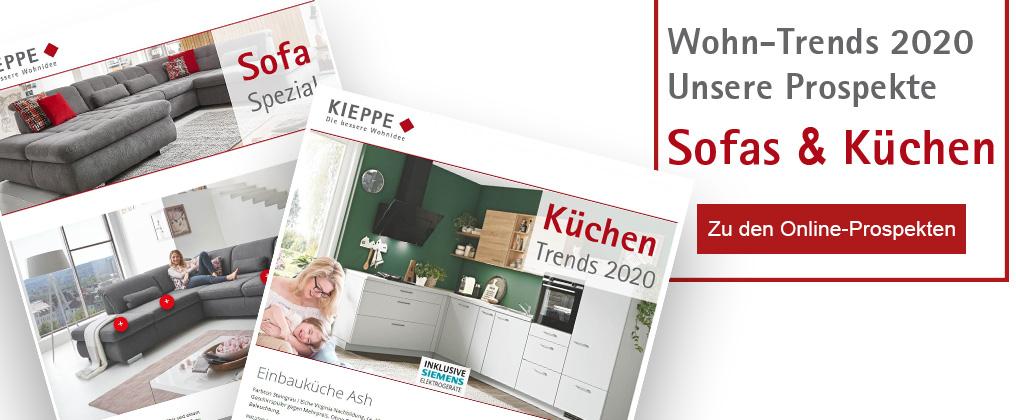 KIEPPE Online Prospekte Küchen & Sofas 2020