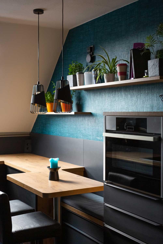 Stilechte Küche - klein aber Oho (Erfurt, 2019) | KIEPPE