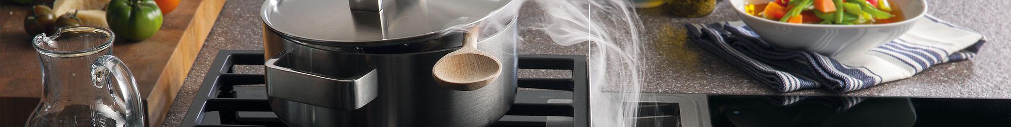 Bora professional - Küchen von Kieppe aus Arnstadt - Downdraft - Dunstabzug am Kochfeld
