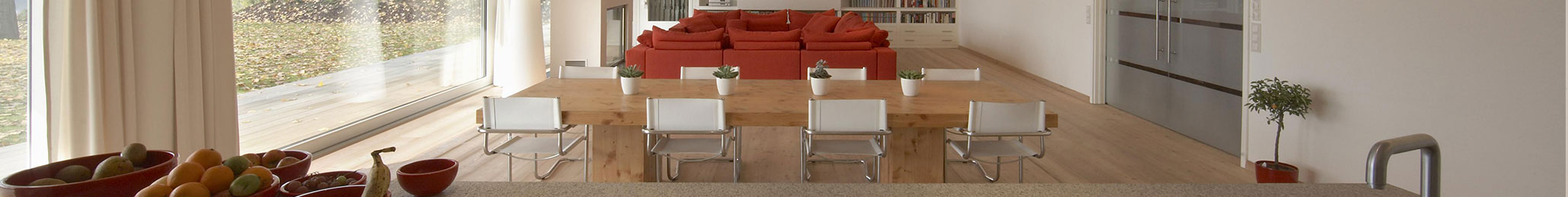 Küchen-, Wohn- & Essbereich - Raumkonzepte von KIEPPE klein oder groß wir machen mehr draus