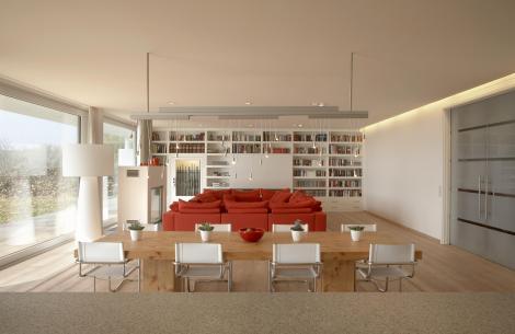 Lebensraum - Kochen - Speisen - Sitzen - Verstauen - alles in einem Raum