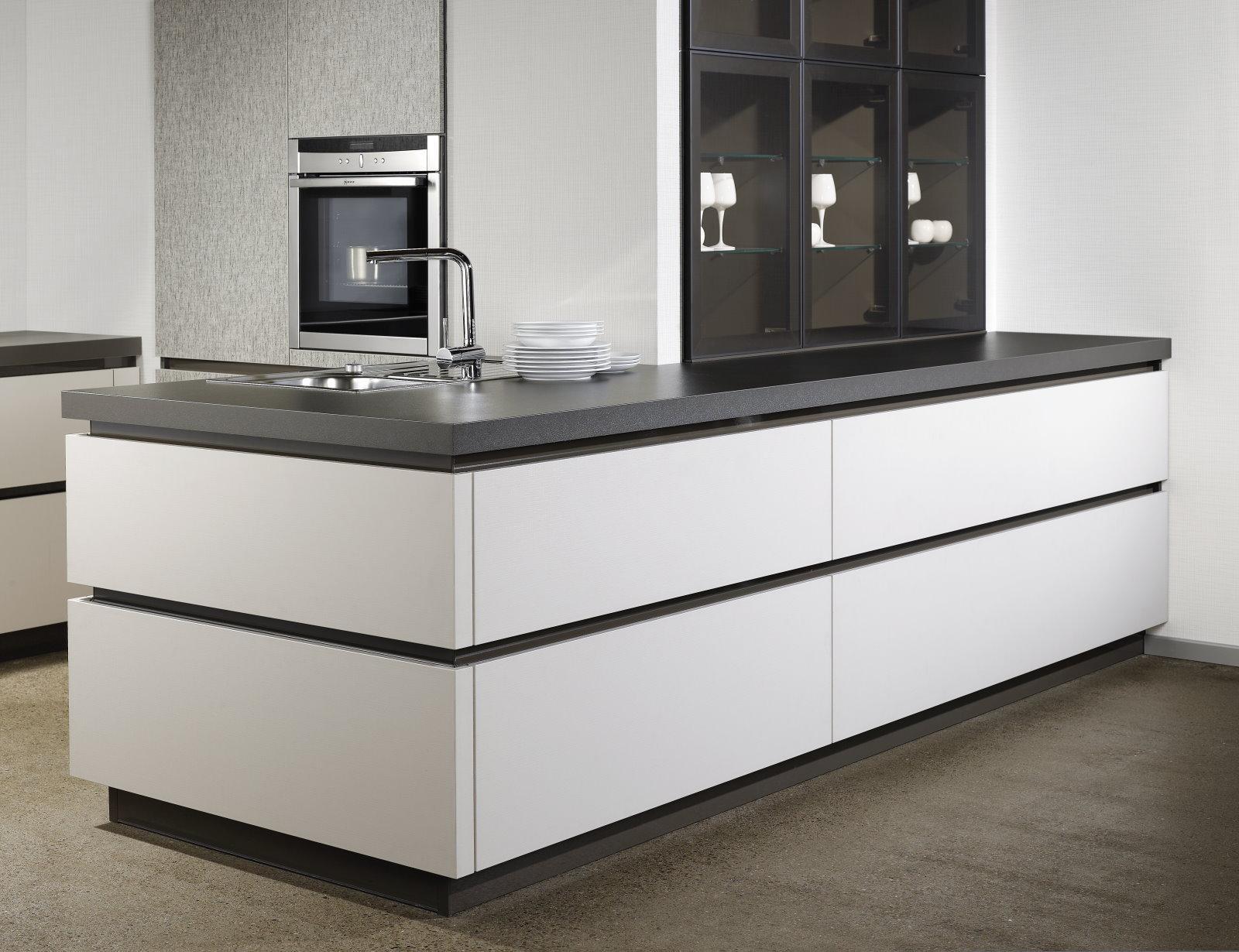 moderne k che kieppe. Black Bedroom Furniture Sets. Home Design Ideas