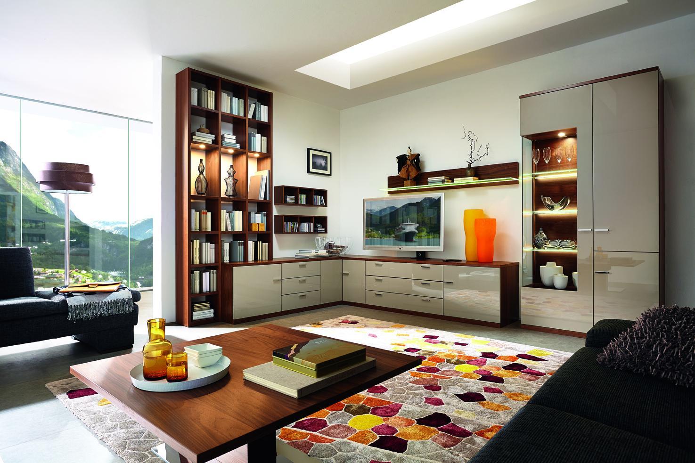Unglaublich Moderne Wohnwand Foto Von - Mö Kieppe In Arnstadt