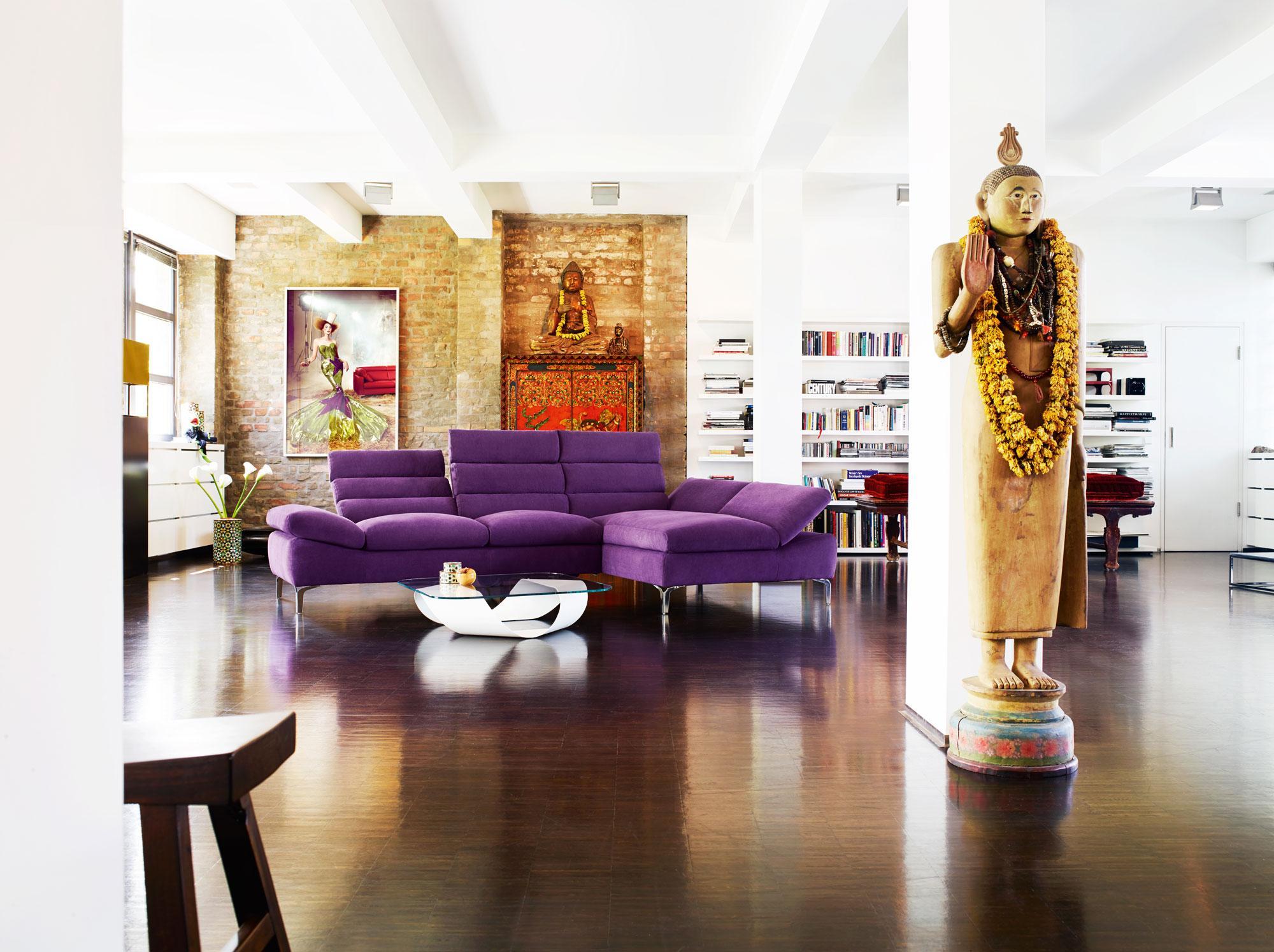 Cheap Viotlettes Ledersofa Modern Eschi Polstermbel Sofa Kaufen With  Polstermbel Modern