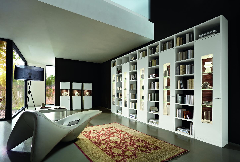 Anspruchsvolle Bibliotheken Nach Maß In Den Verschiedensten Stilrichtungen,  Allen Maßen Und Top Geplant   Einbauschränke