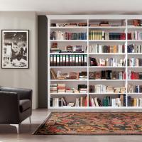 Anspruchsvolle Bibliotheken nach Maß in den verschiedensten Stilrichtungen, allen Maßen und top geplant - Einbauschränke bei Kieppe als klassische Bibliothek