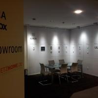 Möbalhaus KIEPPE in Arnstadt - Gira-Revox-Showroom - Matratzenstudio - Cabinet Einbauschrank Studio - Prisma Küchen Studio - Sofa- Wohnwand - Originalkust