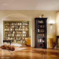 Anspruchsvolle Bibliotheken nach Maß in den verschiedensten Stilrichtungen, allen Maßen und top geplant - Einbauschränke bei Kieppe als Klassicbibliothem