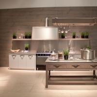 Klassischer Landhaus trifft moderne Technik - Küche 2015 Arnstadt