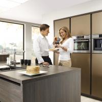Küche zum Kochen, Speisen, Leben - Wohnküche