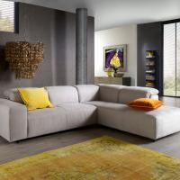 weißes Ledersofa modern - E.Schi - Polstermöbel - Sofa kaufen