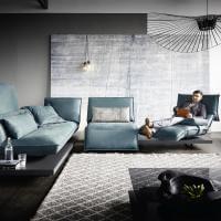 KOINOR -Edit - modernes Ledersofa, sofa gut sitzen, Sofa , Modern, Arnstadt, Erfurt. Sofa kaufen, Poslstergarnitur Erfurt
