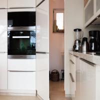 Moderne Wohnküche in Weimar