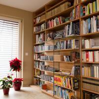 Bibliothek mit Schieberegal von KIEPPE aus Thüringen