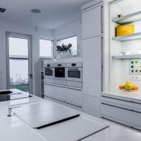 Ein Hightech Design Highlight In Traumhaftem Weiß Weißenfels 2013