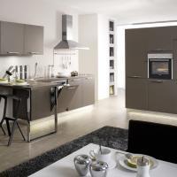 Modernes Koche & Wohnen  - moderne Küchen