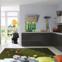 Raum zum Leben - moderne Wohnküche