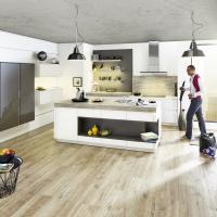 Kücheninsel, Küchenblock, Küchenhochschrank, Kücheneinbauschrank - Einbauküche