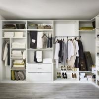 Kleider, Schuhe, sonstiges einfach verstaut - Einbauschranksystheme für jeden Bedarf und Budget