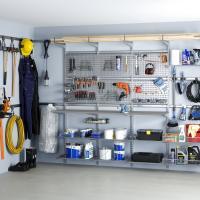 Werkzeug einfach verstaut - Einbauschranksystheme für jeden Bedarf und Budget