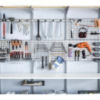 Werkzeug, Spielzeug oder alles andere gut verstaut - gepaknt von KIEPPE aus Arnstadt